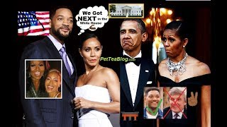 Will Smith Running For President in 2020 So Jada Pinkett Can be 1st Lady!? Bye Trump ✌🏻🇺🇸🏡