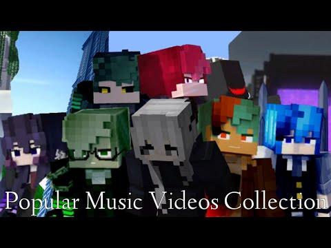 Most Popular🎵Music Videos🎶collection !! / Video Editor: Pulsian / Video Source: Znathanstudioz