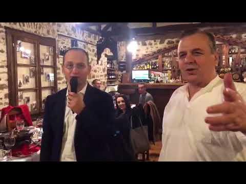 VIDEO Ditmir Bushati duke kënduar në Shkodër