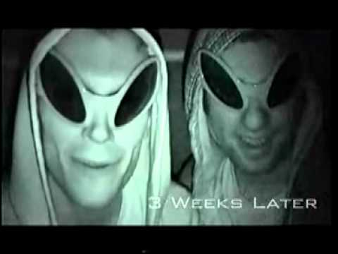 Broma de extraterrestres se la voltean