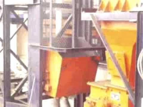 coal lifter lower movement