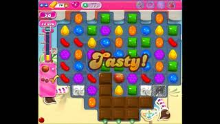 Candy Crush Saga - Level 117 - No boosters
