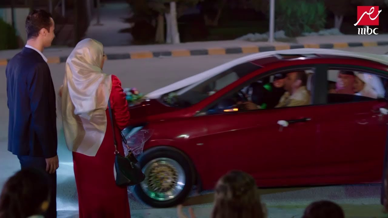 سلسال الدم - مفاجـأة.. فراج يخطف زينب من عريسها يوم فرحها