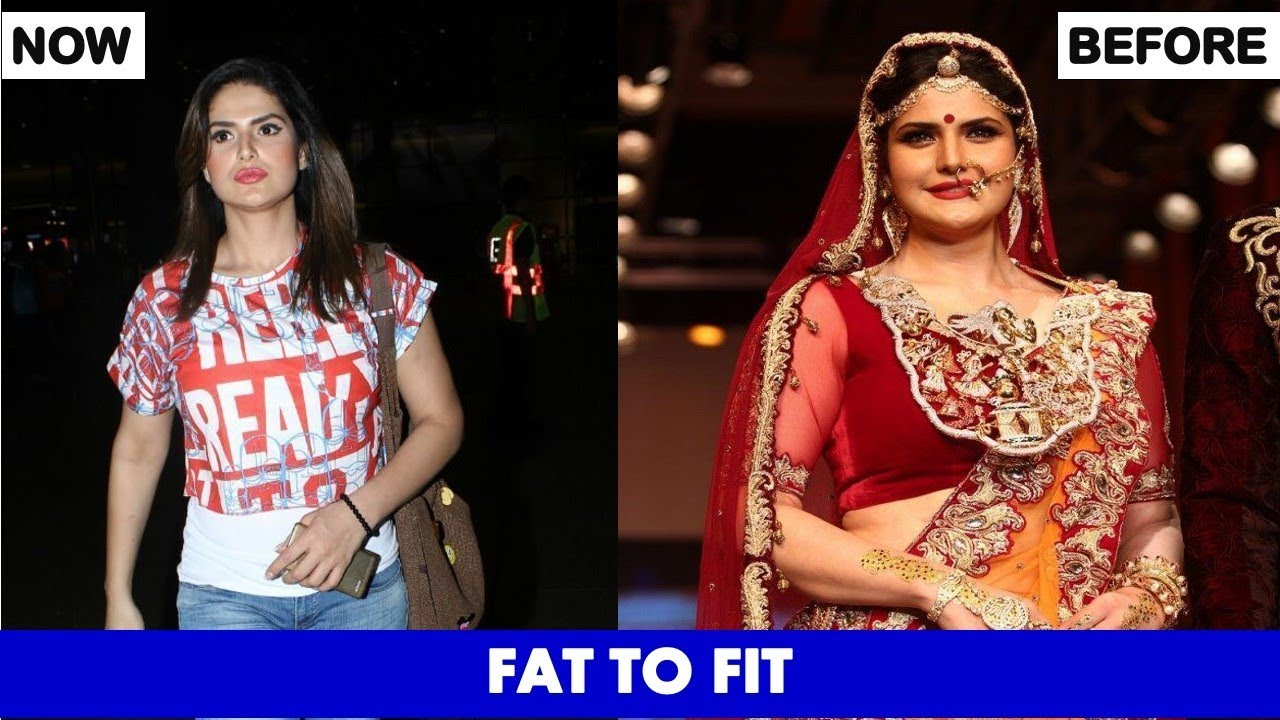 Download Top Bollywood Actresses Who went from Fat to Fit