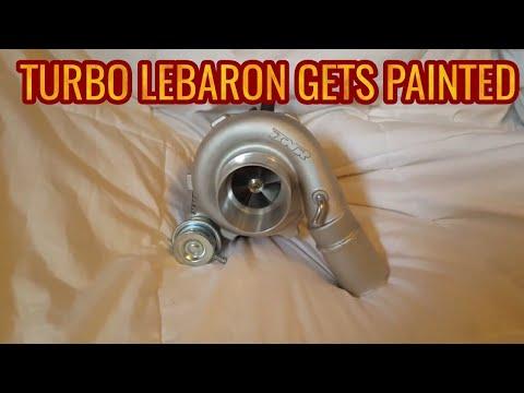 LeBaron Is Galaxy!!! Budget Car Paint