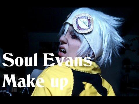 My Soul Evans Make up (Soul Eater)