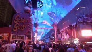 "(Jon) Bon Jovi ""Video Ceiling Concert"" in Las Vegas, Nevada"