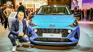 Chi tiết Hyundai i10 đời mới 2020 chuẩn bị bán tại Việt Nam. Bản hiệu năng cao N-Line | XE HAY