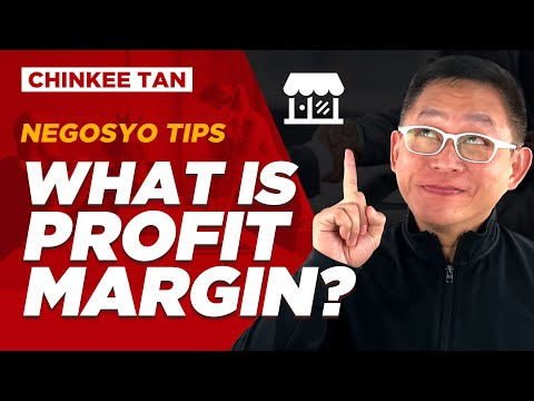 *BUSINESS TIPS: WHAT IS PROFIT MARGIN?