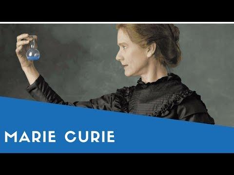 """Marie Curie -  Primo episodio della serie """"Donne Bellissime"""""""