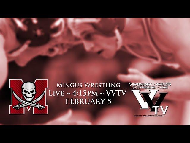 Mingus Wrestling vs Mohave & Mayer