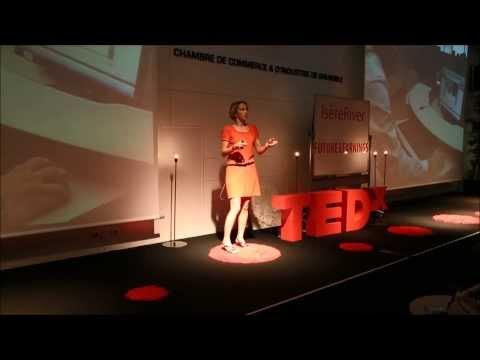 Serious games - Faites vos jeux: Hélène Michel at TEDxIsereRiver