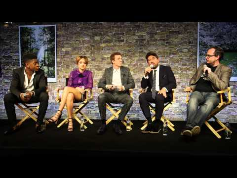 Me and Earl and the Dying Girl Cast Interview