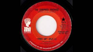 The Surprise Package - Free Up Part 2 (45rpm version) [LHI] 1969 Fuzzy Psych 45