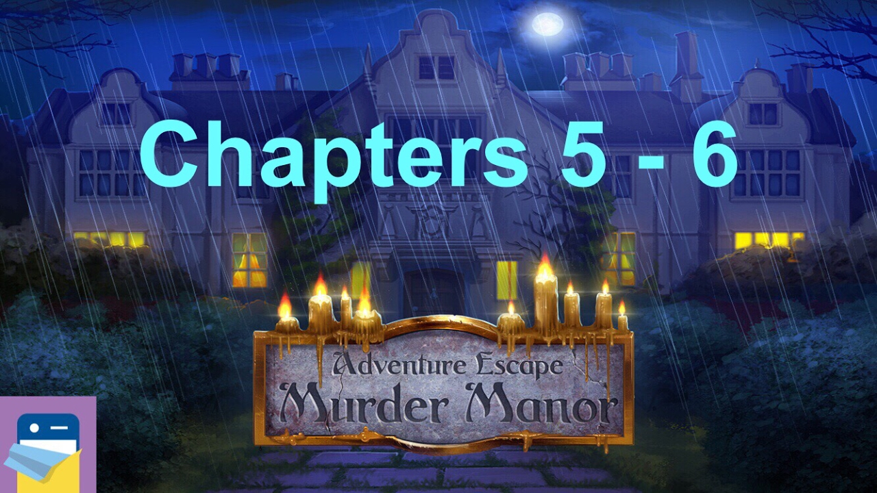 murder manor chapter 5 solutions