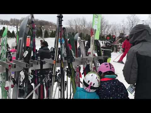 Ski Saint-Bruno's Snow School, 2018