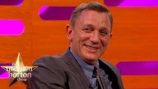 Daniel Craig Reveals His Hilarious Bond Girl Name | The Graham Norton Show