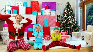 Kids almost share the most unusual and cool Christmas presents
