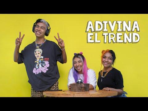 TRIVIA: ADIVINA EL TREND | LOS SIBLINGS