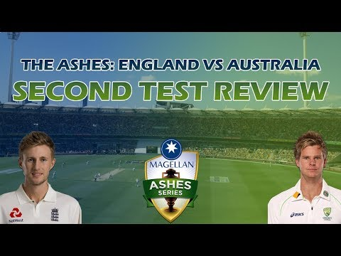 Ashes 2017-18 Series | 2nd Test Review | Live Stream Discussion | ft TIJ | Have Your Say!