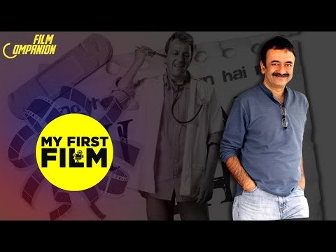 My First Film l Rajkumar Hirani l Munna Bhai MBBS