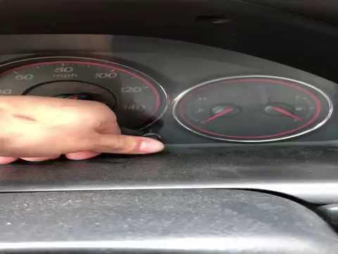 How To Reset Oil Light 2003 Honda Civic Ex