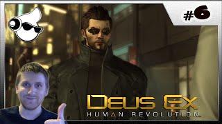 Deus Ex: Human Revolution - прохождение, обзор Часть 6