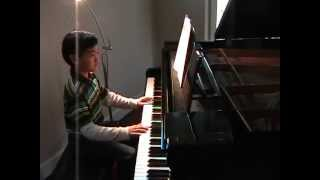 Rondo (public domain) ~ 8 Yr Old ~ Ever Lazaro EL013