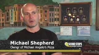 Scenic Stops: World Pizza Champion, Michael Shepherd S2