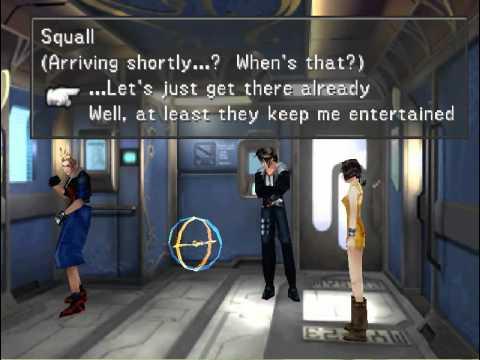 Final Fantasy 8 Unused Dialog - YouTube