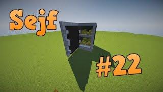 Sejf w Minecraft   Pomysł na budowlę [#22]