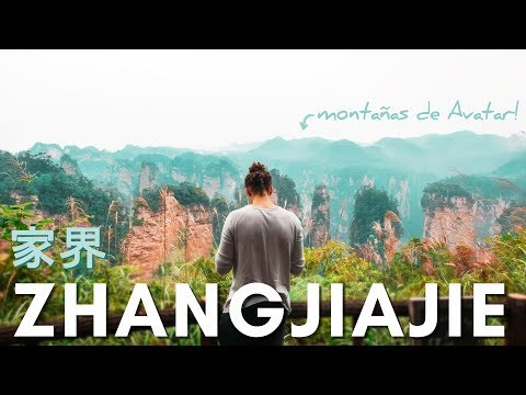 Zhangjiajie y las Montañas de Avatar   CHINA #4
