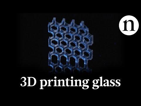 Printing glass