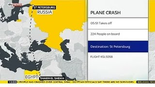 No Survivors In Egypt Plane Crash