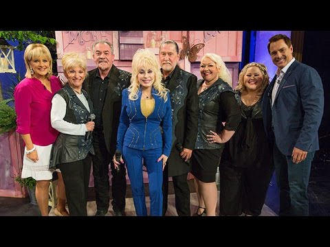 Highlights Dolly Parton And Her Family Hallmark Channel Youtube