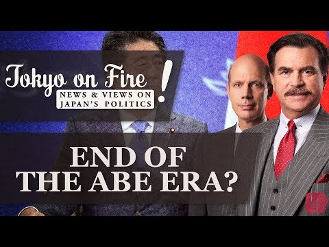 End of the Abe era? | Tokyo on Fire