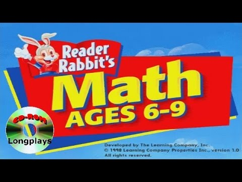 Reader Rabbit's Math Ages 6-9 (CD-ROM Longplay #24)