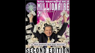 Who Wants To Be a Millionaire 2nd Edition PC ORIGINAL RUN Game #1