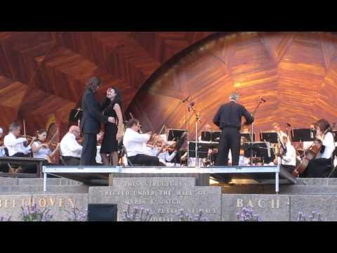 Rigoletto Quartet - Boston Lyric Opera Esplanade concert