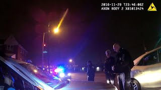 Video apparently shows Baltimore police planting evidence