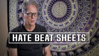 Why I Hate Screenplay Beat Sheets by Larry Wilson