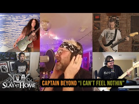 MARTY FRIEDMAN + REVOCATION + RED FANG + SUICIDAL TENDENCIES Cover Captain Beyond | Metal Injection