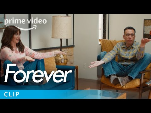Forever Season 1 - Clip: All Time Best Way to Sit   Prime Video