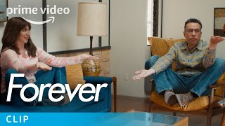 Forever Season 1 - Clip: All Time Best Way to Sit | Prime Video