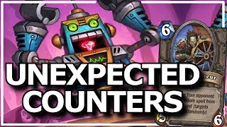 Hearthstone - Best of Unexpected Counters