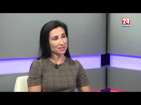 Интервью с Оксаной Доброрез в передаче «Интервью 24»  Выпуск от 13.07.2019