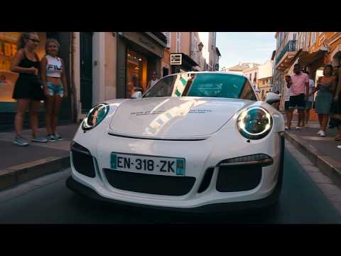 Porsche Ultimate in Saint-Tropez