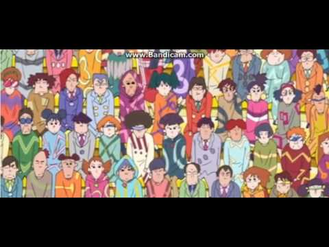 Shin chan movie 18 ending theme  hindi