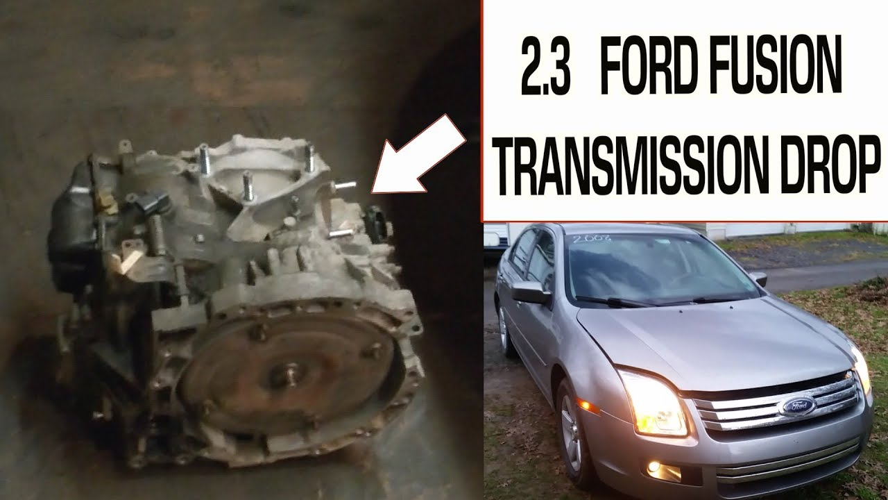 2006 ford fusion 2 4l engine diagram 2 3 ford fusion transmission removal step by step process youtube  2 3 ford fusion transmission removal