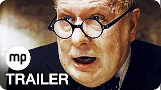 CHURCHILL - DIE DUNKELSTE STUNDE Trailer German Deutsch (2018)
